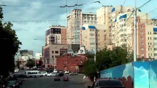 Экскурсия по Уфе, прогулка на автомобиле по столице Республики Башкортостан с Муслимовым Маратом
