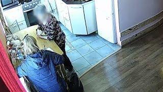 UTV. В Уфе камера видеонаблюдения помогла спугнуть мошенницу из квартиры пенсионерки