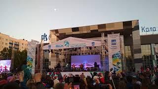Группа QUEST PISTOLS, концерт, день города Стерлитамак 2018