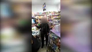 В Мелеузе задержали гражданина, напавшего с ножом на продавца магазина
