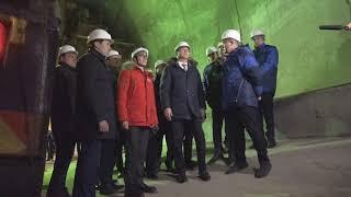 В Уфе возобновили строительство Восточного выезда