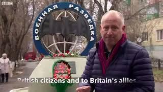 Телеканал ВВС News снял в Белорецке репортаж с празднования столетия ГРУ
