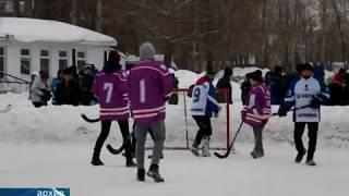 Нефтекамск отметит День хоккея