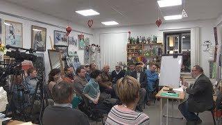 UTV. В уфимском арт клубе обсудили суверенитет башкир и других народов