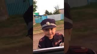 Маленький «ДПСник» в Туймазинском районе