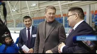 Радий Хабиров посетил ряд городских обьектов