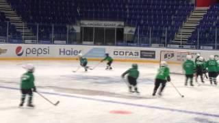 Детский хоккей Салават Юлаев 2008
