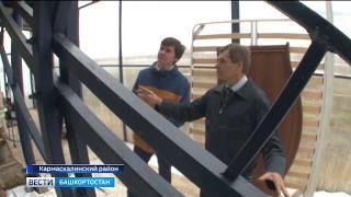 Изобретатель из Кармаскалинского района создал лифт без мотора