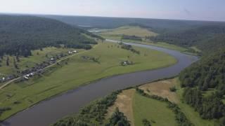 Река Юрюзань, Караидельский район, Республика Башкортостан