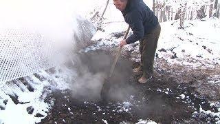 Дым из-под земли: никто не может объяснить загадочное явление в Башкирии