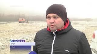 Русло Кубани повернут, чтобы избежать паводка