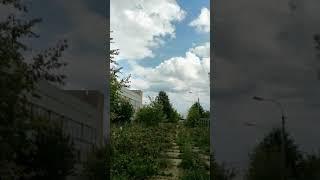 Заброшенный завод г.Бирск