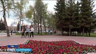 В Башкирии заметно потеплеет