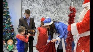 Новости UTV. Дед Мороз дарит подарки особенным детишкам Салавата