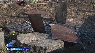 Свежие угли и разобранные мангалы: в майские праздники некоторые уфимцы нарушили режим самоизоляции