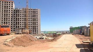 UTV. По мнению застройщиков, в Уфе возводится слишком много жилья комфорт класса