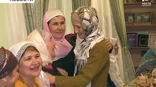 Жители Мишкино собрались на массовый ифтар