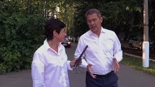 Глава Красногорска Радий Хабиров: в Нахабино нужны сады и школы