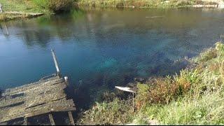 Озера Башкирии. Голубое озеро. Зянгяр куль отзыв от Vilimas TV #17