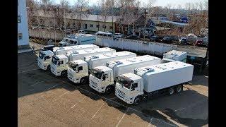 ФКУ ИК- 7 УФСИН России по Республике Башкортостан отправили 5 автомобилей типа «АЗ» на Кубу