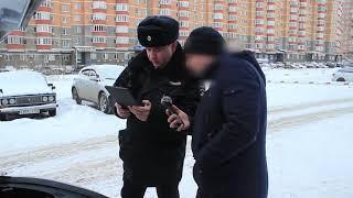 В Башкортостане полицейские задержали перекупщика с ворованной иномаркой