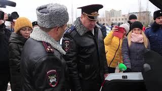Подразделения ГИБДД МВД по Республике Башкортостан получили новые патрульные автомобили