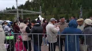 В честь праздника Ураза-байрам в Уфе раздали 4 тысяч порций плова