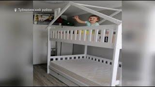 В Башкирии благодаря господдержке супруги открыли производство детских кроваток