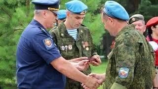 Воздушный десант в Белебее 2019 г.