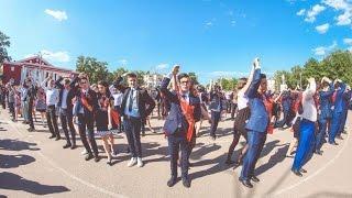 Грандиозный танцевальный праздник выпускников Стерлитамака. Весенний бал-2016 стал большим событием
