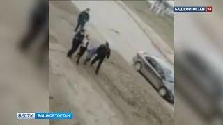В МВД прокомментировали жуткое видео задержания гуляющих по улице детей в Башкирии