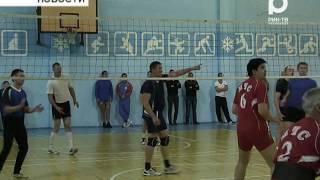 Пожарный со всей Башкирии съехались в Бирск. В городе вновь прошёл волейбольный турнир МЧС по РБ