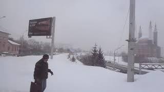 russia уфа башкирия россия город прогулка улица октябрьской революции истор центр города 05 2021