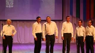 мужской коллектив Теплосеть Баймак