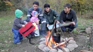 Отдых на реке Зилим с детьми. Башкирия.