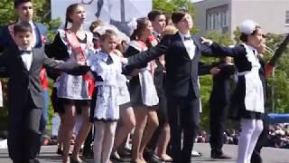 Выпускники станцевали на «Весеннем балу 2019» в Уфе под песню «Туган як»