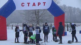 ???? Дюртюли, Иванаево лыжные соревнования 2020 год ????????