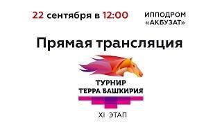 Конноспортивный турнир Терра Башкирия. XI этап