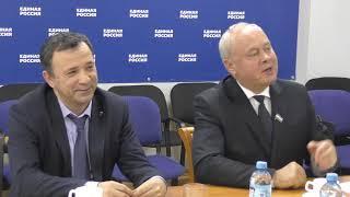 Единоросам Башкирии предложили оснастить 95% избирательных участков коибами