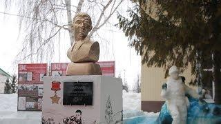UTV. В башкирской колонии поставили бюст герою ВОВ. В детстве он сам был судим