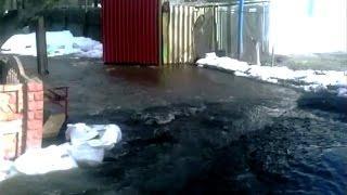 ПОТОП в Шаталовке (старооскольский округ)