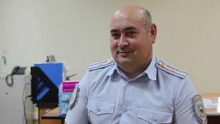 В Уфе полицейские вручили школьникам первые паспорта
