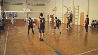 Волейбольный турнир памяти Валерия Якименко