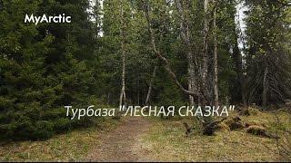 """Турбаза """"Лесная сказка"""""""