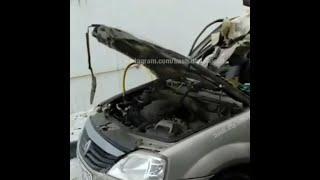 В Мелеузе на заправке взорвался автомобиль с газовым оборудованием   Ufa1.RU