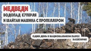Весенняя фотоохота на медведей в Национальном Парке Башкирия вместе с Сергеем Карпухиным.