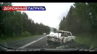 Смертельное ДТП в Учалинском районе [Дорожный патруль]