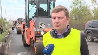 Ремонт трасса «Уфа-Шакша» завершится к 30 сентября