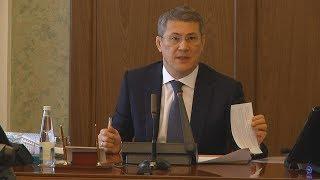 UTV. Радий Хабиров отчитал замминистра ЖКХ Башкирии за подъезды