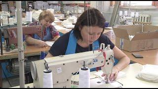 В Уфе начали шить многоразовые защитные маски